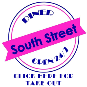Order Take Out from South Street Diner - 24/7